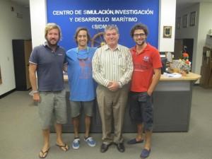 Visita al Centro SIDMAR.