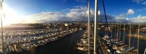 Panoramica desde el Palo